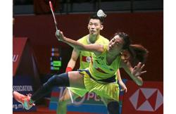 Peng Soon-Liu Ying have no mixed feelings about their top-four targets