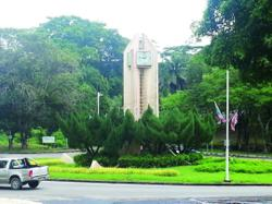 JCI Sandakan Clock Tower to be able to tell time again