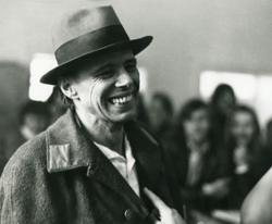 'Everyone is an artist': behind fat and felt in Beuys centenary year