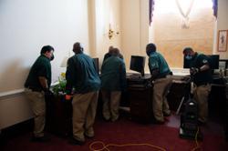 Missing laptops raise cyber risks from US Capitol mayhem