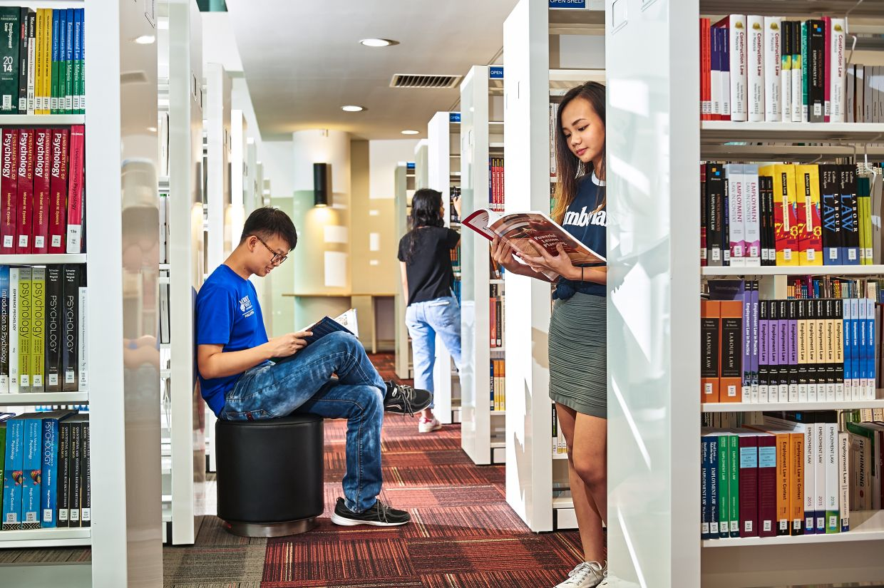 Whether online or on-campus, Heriot-Watt offers high quality resources to best support its students in their studies.