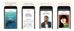 A new app puts the spotlight on works of non-fiction