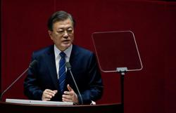 South Korea's Moon says will make 'last-ditch' effort for N.Korea breakthrough