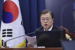 S.Korea's Moon says will make 'last-ditch' effort for N.Korea breakthrough