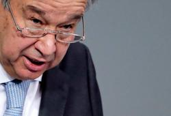 U.N. chief Guterres seeks to stay on for second term - Bloomberg News