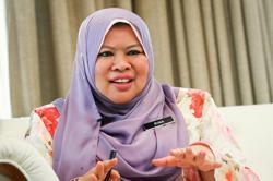 Covid-19: Women, Family Development Minister Rina Harun tests positive