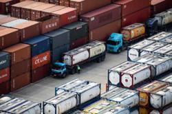 South Korea Jan 1-10 exports drop 15.4 per cent year on year