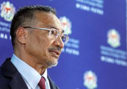 POLITICS: Sources dismiss talk of Hisham being appointed DPM