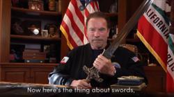 Schwarzenegger compares Capitol attack to Nazi violence