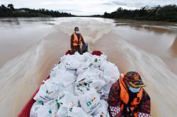 Relevant agenices ordered to monitor Sg Perak water levels in Kuala Kangsar, Perak Tengah