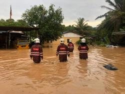 Flood situation worsens in Johor, number of evacuees rises