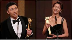 Vincent Wong, Sisley Choi crowned TVB's Best Actor, Best Actress respectively