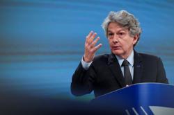 U.S. Capitol siege heralds tougher social media curbs, says EU commissioner