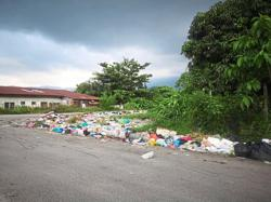 Illegal dumpsite: Taiping council urged to beef up enforcement