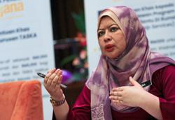 Rina Harun joins Tok Pa on Covid-19 patient list
