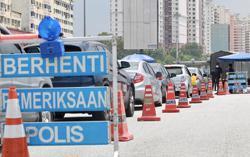 Honeymoon's over, cops promise sterner action