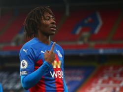 Palace say Eze went to QPR match without their knowledge