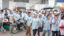 112 Cambodian garment factories open in 2020