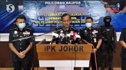 Cops bust drug syndicate, seize RM125mil worth of drugs