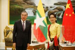 China to provide Myanmar free Covid-19 vaccine; Wang Yi concludes - two-day visit