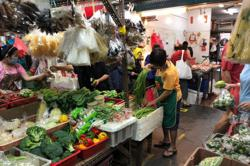 Singapore: Floods in M'sia drive up prices of fish and vegetables as 17 imported Covid-19 cases reported