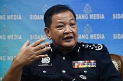 IGP: Leave for cops frozen to ensure a smooth MCO