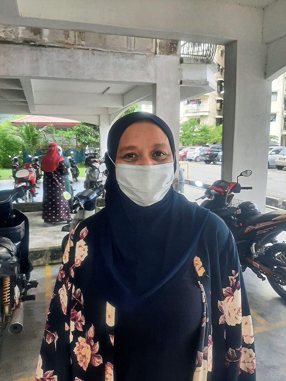 Zuraidah hopes that the new MCO will be a long-term solution to the rising cases.