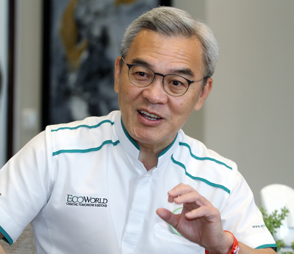 EcoWorld Malaysia chairman Tan Sri Liew Kee Sin said the decision to cease the merger discussion was because it seeks to pursue its own business plans.