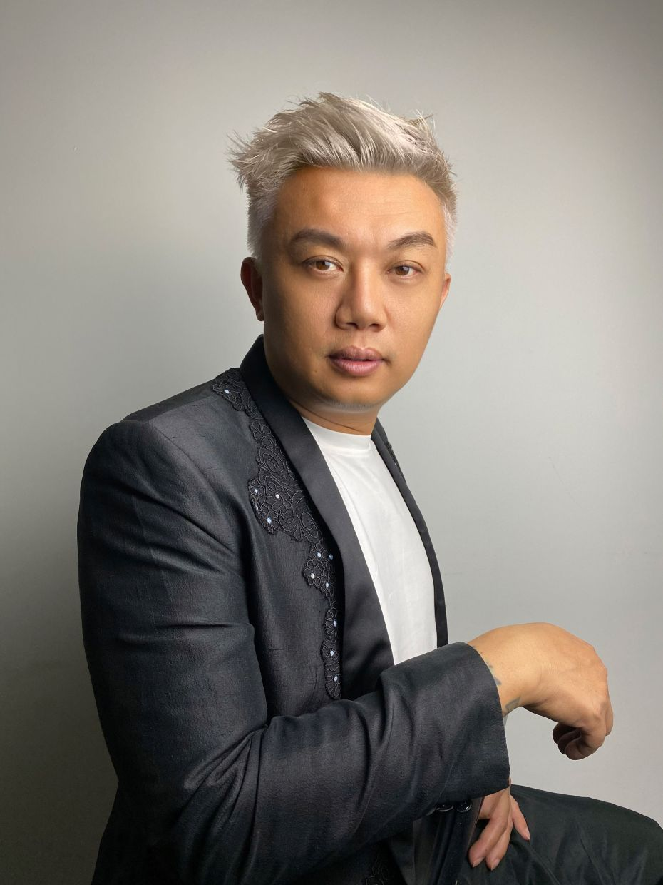 With Chinese New Year around the corner and a closure of salons, Shawn Loong says this MCO will hit all salon businesses very hard. At the same time, he hopes that everyone in the country will learn to be patient and stay at home. Photo: Shawn Loong
