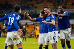 Keane seals win for Everton at Wolves