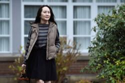 Huawei had plane waiting to whisk CFO away after extradition judgment in May, Canada court hears