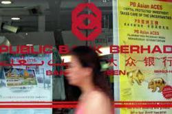 Quick take: Public Bank, Hong Leong Bank among top gainers
