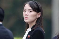 Kim Jong-un's sister slams S.Korea for spying on Pyongyang
