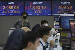 Asia markets mostly up on stimulus hope but traders still on edge