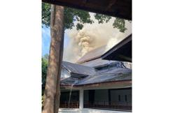 Fire at Andaman Hotel in Langkawi brought under control