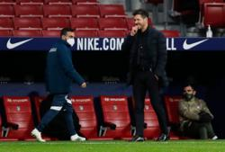 Simeone dismisses weather impact as Atletico overcome snowstorm