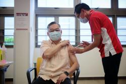 Over 6,200 in Singapore receive Covid-19 vaccine