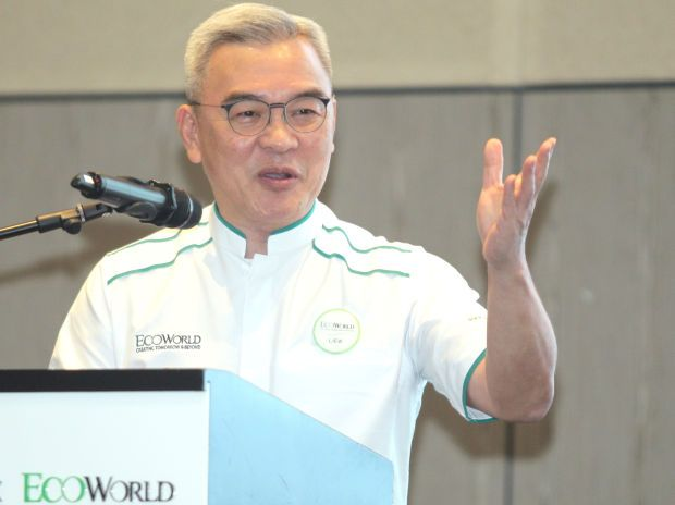 EcoWorld Malaysia chairman Tan Sri Liew Kee Sin (pic) said the group, after an evaluation of the deal by its board of directors, decided not to pursue the proposed merger following discussions with UEMS this month.