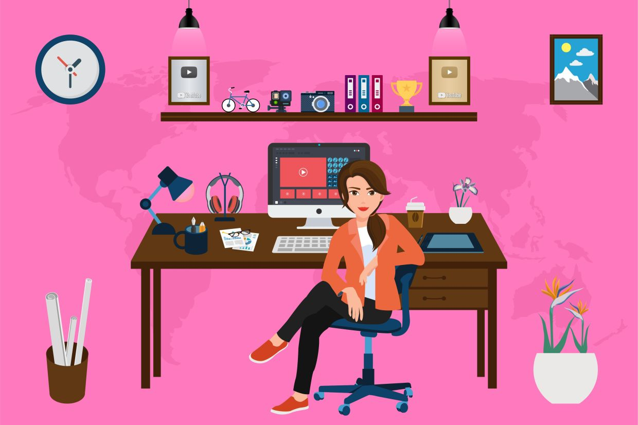 Despite its perceived drawbacks, 62% of people find remote work more appealing now than they did before the pandemic, because they have more time to lead a balanced life.Photo: Pixabay