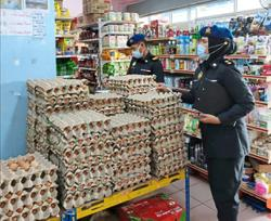'Sufficient supply of goods in Sibu'
