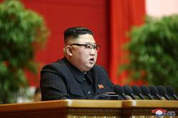 North Korea's Kim wraps up rare party congress with mass art performance