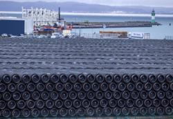 Companies face sanctions risk on Nord Stream 2 pipeline