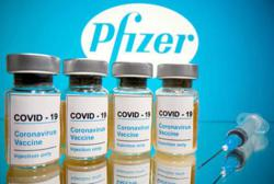 Philippines approves emergency use of Pfizer-BioNTech vaccine