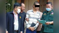 Disgraced Cambodian monk held on charges of sex abuse