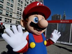 Virus again delays Japan 'Super Mario' theme park opening