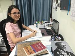 Malaysian teen wins award in Queens Commonwealth essay writing competition
