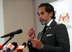 Khairy: We must be 'nimble and flexible' to adjust Covid-19 vaccine portfolio