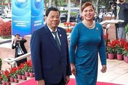 Duterte says daughter Sara is 'not running' for president