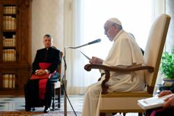 Pope Francis, ex Pope Benedict both get Covid-19 vaccine: Vatican