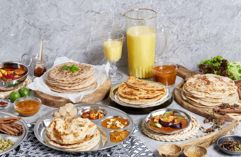 Kawan Food paratha products